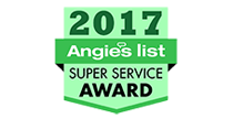 2017 Angies List Super Service Award